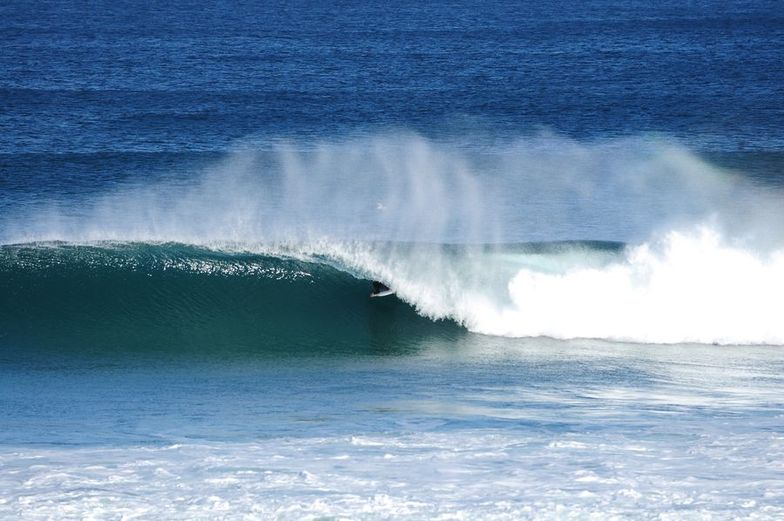 Ria Foz surf break