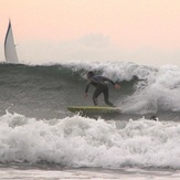 surfing and sailing, Oceanside Harbor