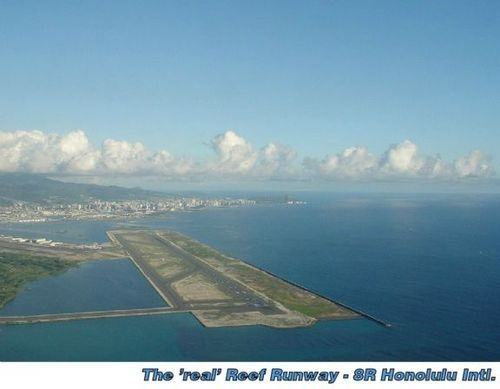 Hickam Harbor / Outside Reefs, Reef Runway (Hickam Harbor)