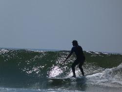 Small day but still fun, Punta Abreojos photo