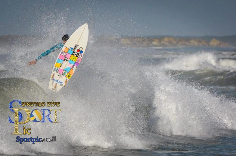 Ashkelon Shimshon surf break