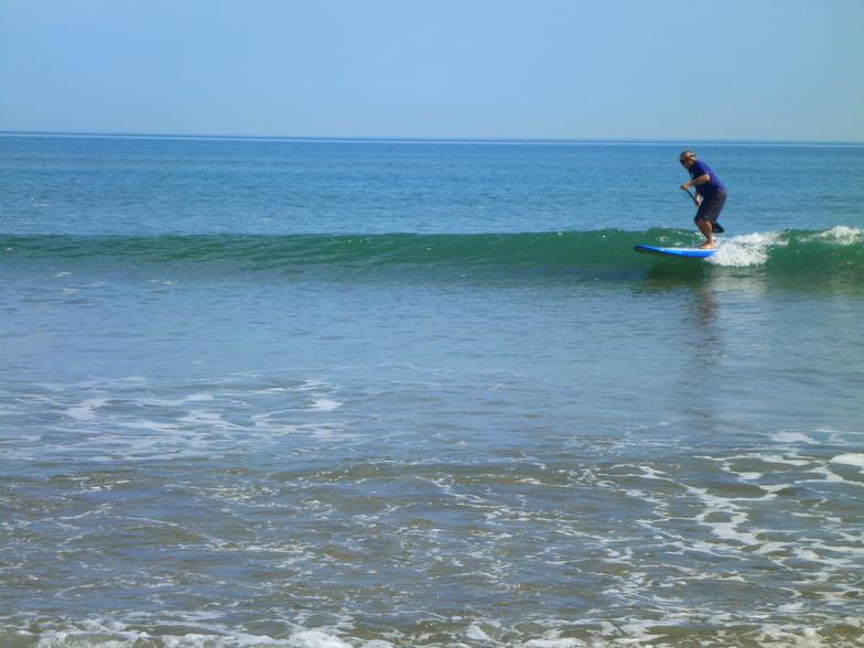 Rapid Creek - Bar surf break