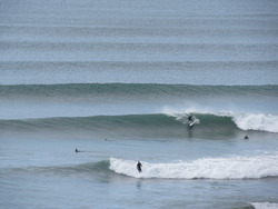 Summer swell, Bird Rock photo