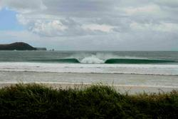 Summer Time Barrels @ The Bay, Porpoise Bay photo