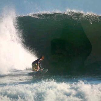 La Punta de Las Caracas surf break
