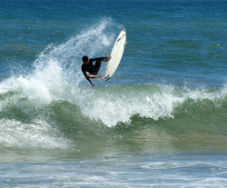 air framwuil by macoy, Choroni - Playa Grande photo