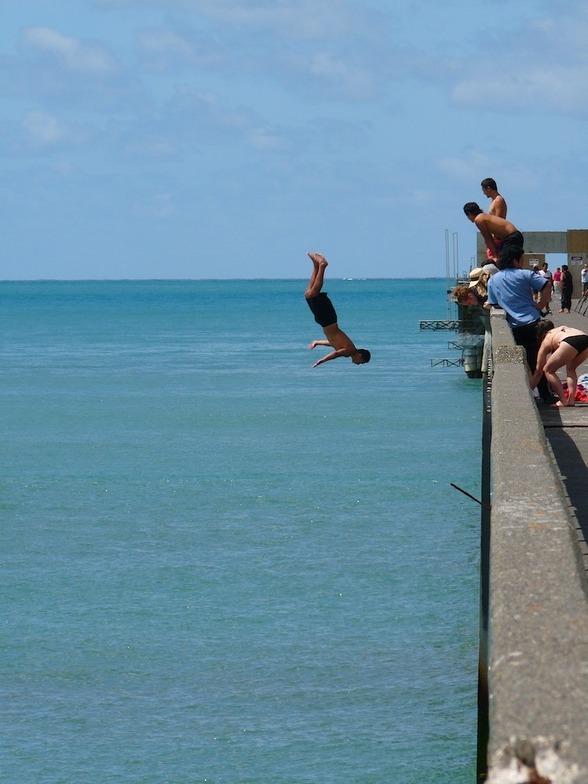 Tolaga Bay surf break