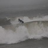 january surf, Sheboygan