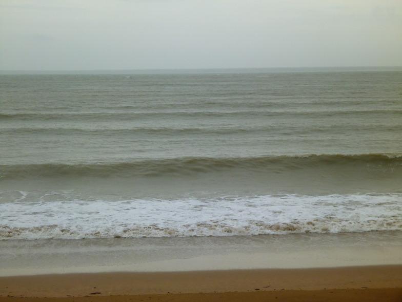 Fannie Bay surf break