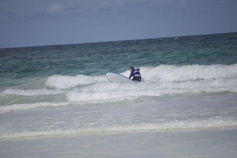 Lancelin, Back Beach