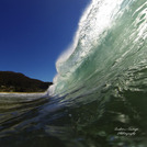 sunny days, Eaglehawk Neck Beach