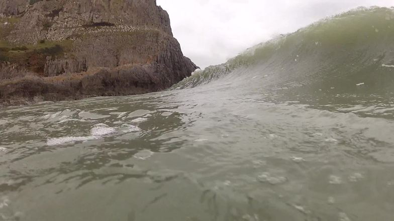 Fall Bay surf break