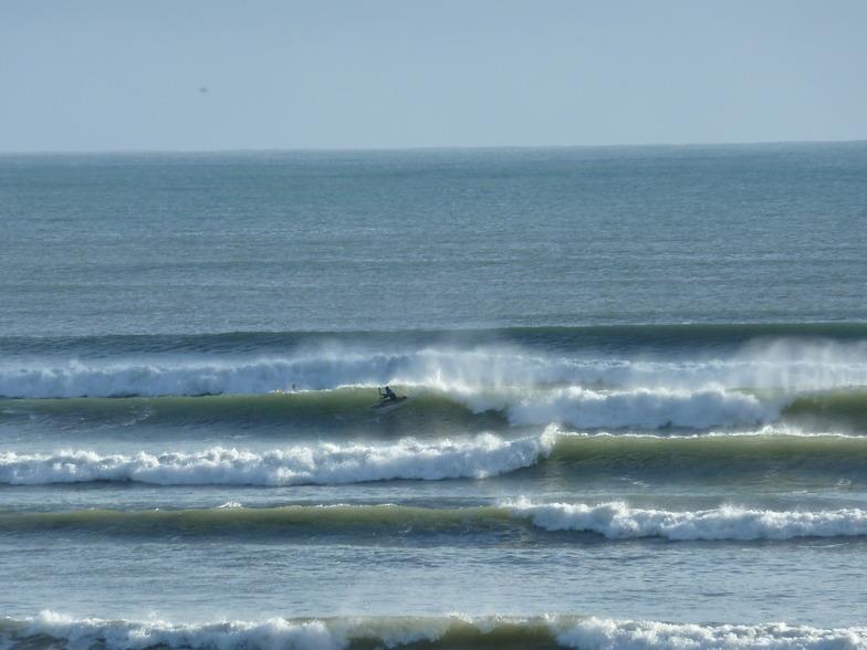 surfs up, Mounts Bay (Penzance)