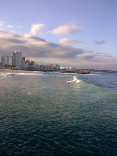 New Pier, North Beach