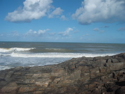 Praia Tiririca, Itacaré, Brazil photo