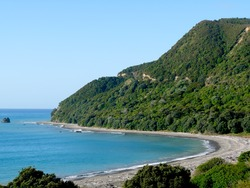 Flat, but scenic, Maraenui photo