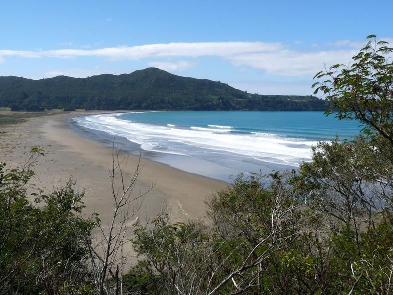 Hicks Bay break guide