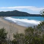 Empty Hicks Bay