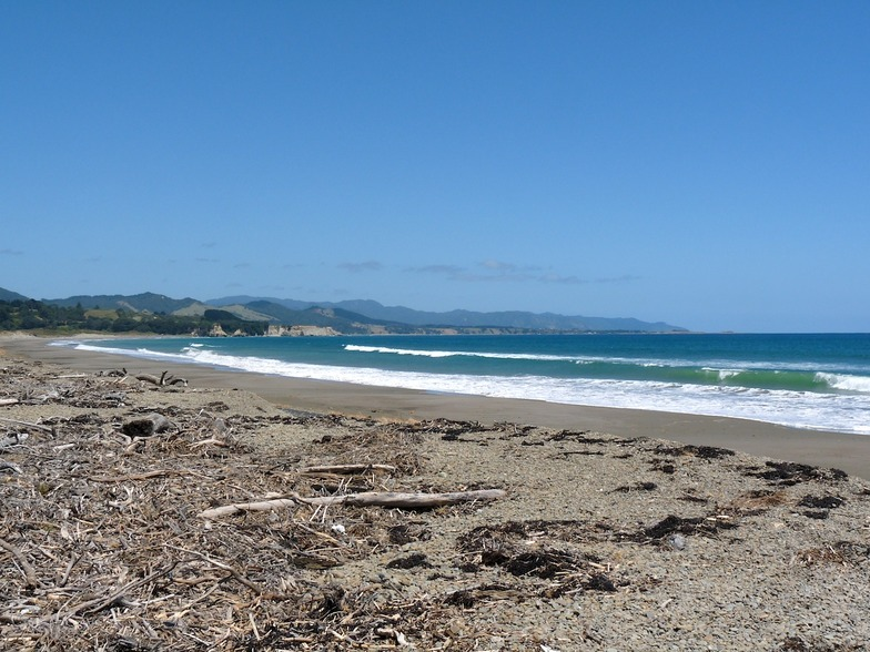 Whangaparaoa surf break