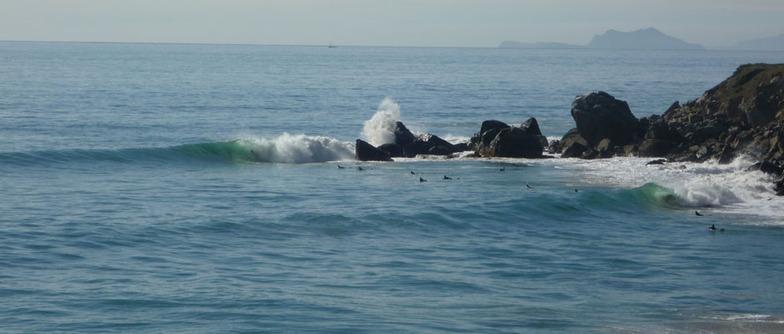 Super Tubes surf break