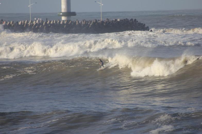 Atalaia (Molhes) surf break
