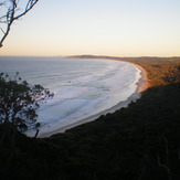 Tallows to Broken Head, Tallows Beach