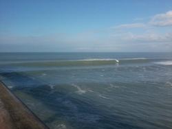 nb pier, New Brighton Beach photo