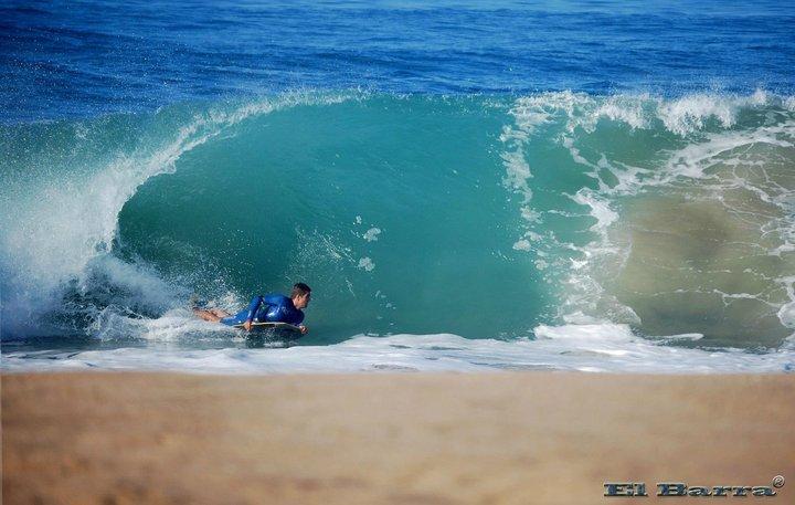 Faro de Trafalgar surf break