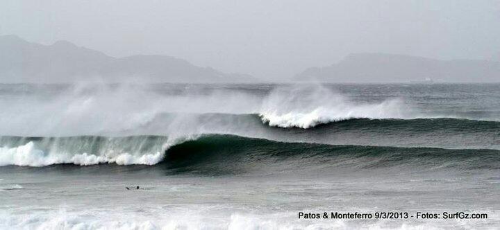 Playa de Patos (El Pico) break guide