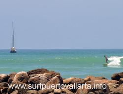 Surfing El Anclote photo