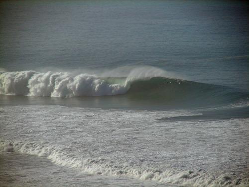 Big Wednesday December 2007, Blacks Beach