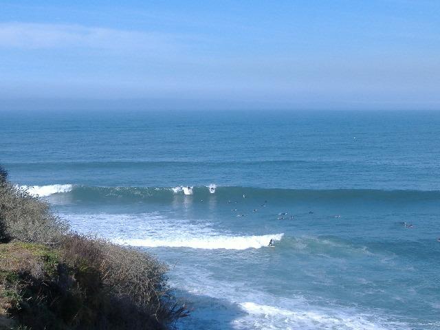 Haggerty's surf break