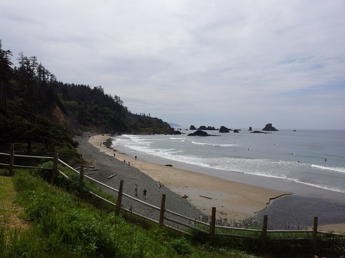 Indian Beach/Ecola State Park