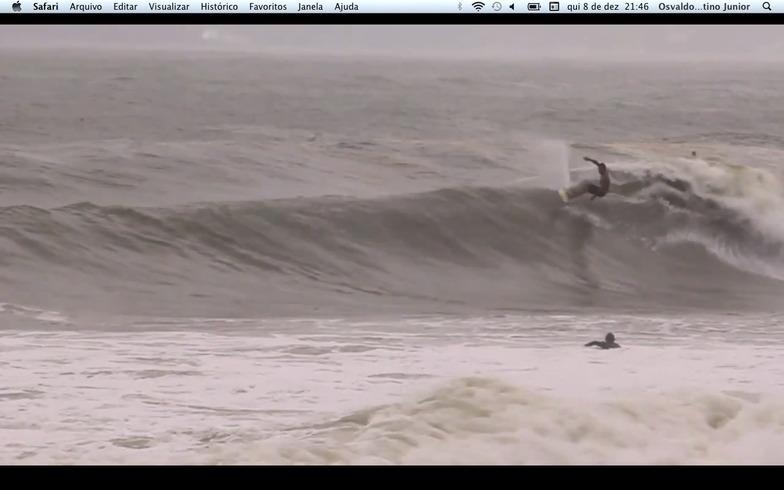 Itapema - Norte surf break