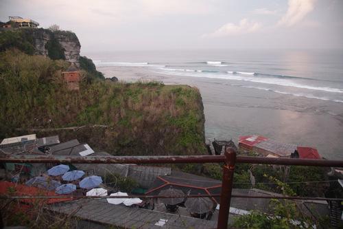 Early morning Ulu, Outside Corner