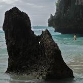 Paddle out rock, Uluwatu