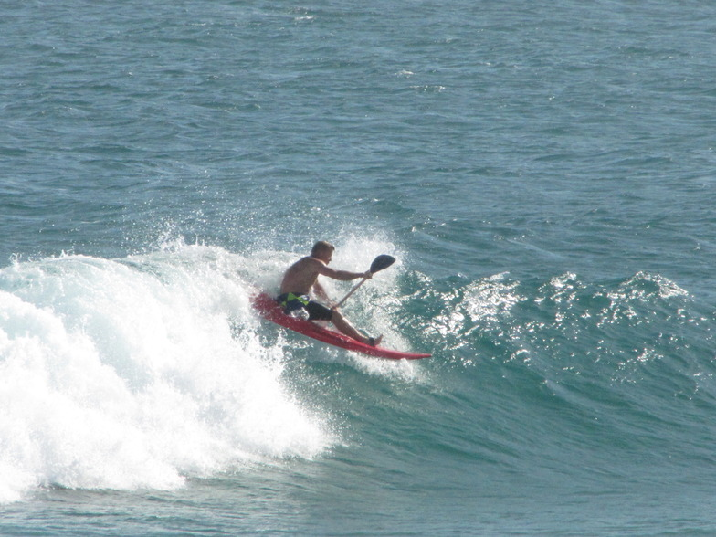 Buffalo Bay surf break