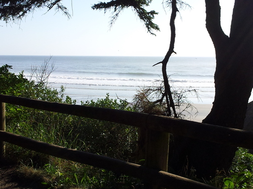 Indian Beach, Indian Beach/Ecola State Park