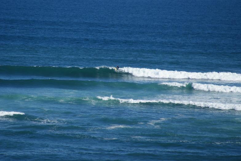 Cyrils and Big Left surf break