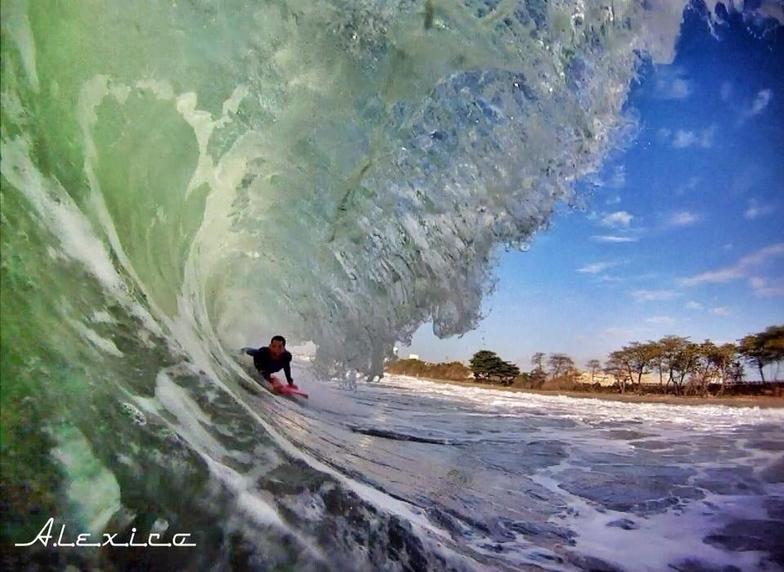 Red Beach break guide