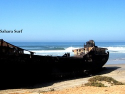 Sahara Surf | Taghazout Surf Guiding, Boats Point photo