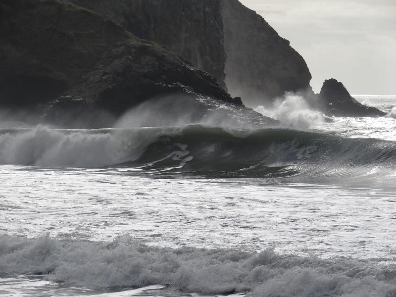 Taylors Mistake surf break