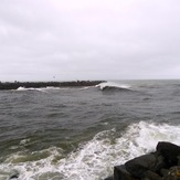 Grey River Left, Cobden Breakwater