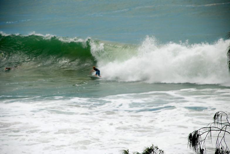 Noosa - Boiling Pot surf break