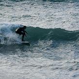 Fletchers - mid tide, Fletchers Beach