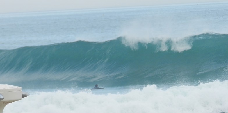 Biarritz - Grande Plage surf break