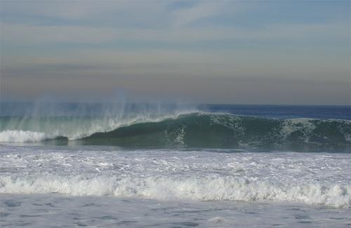 Big Wednesday, Redondo - The Breakwater