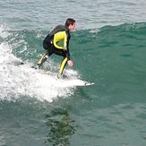 Surf en el Sardinero, El Sardinero - Primera