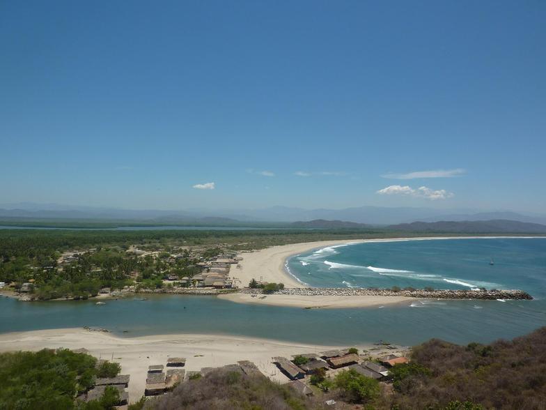 Chacahua surf break