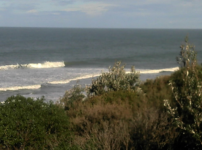 Red Bluff surf break